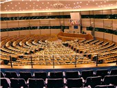 Il parlamento europeo a Bruxelles (foto: Wikipedia, gnu free documentation license)